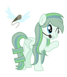 NG:Zeroverse : Minty Sky by CloudySunshineYT