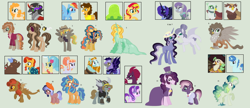 DTA Crackships CLOSED (Judging now) by MPLbasemaker33