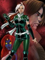 Rogue - Unleashed by JamieFayX