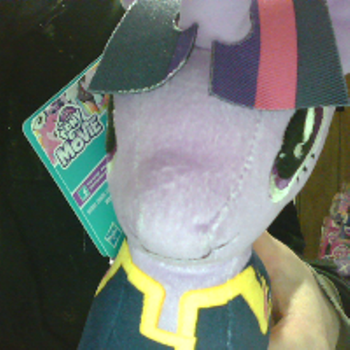 mlp pirate twi plushie by bookwormsteve