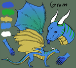 Grom by AlphaGodith