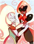 Sardonyx and Opal by mariogamesandenemies