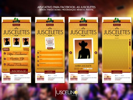 Aplicativo As Jusceletes by thiago-gomes