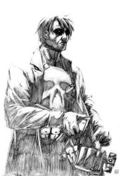 Mads Punisher by felix-firefox
