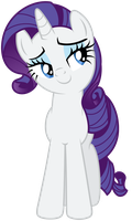 Glad Rarity by Stabzor