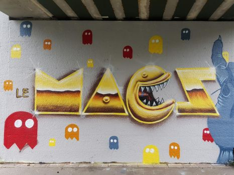 LeMacs crew by Hucklemary