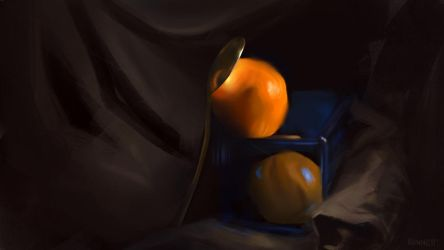 Still Life by UntoldPromises