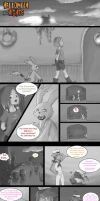 Halloween Nights comic pt 1 by Qvi
