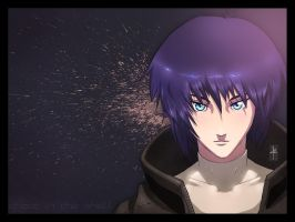 Ghost in the Shell. by MLeth