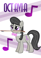 Octavia Wants To Play 2 by PineappleSurferMoon