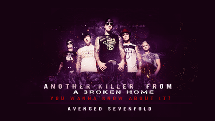 Avenged Sevenfold by Soelium