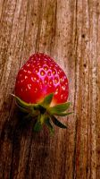 Strawberry 1 Stock by Carol-Moore