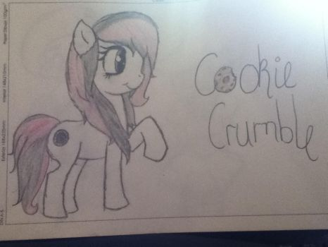 Cookie Crumble by BabyDaisyNo-1