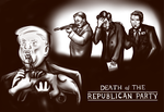 Death of the Republican Party by SouthParkTaoist