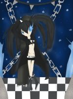 Black Rock Shooter,such a distant memory~ by ForeverOtaku