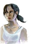 It's a Chell by Lunaros
