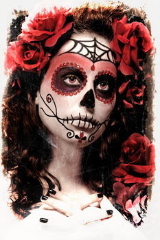 Dead beauty by addicted-to-fashion