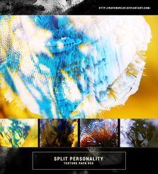 Texture Pack #33 - Split Personality by RavenOrlov
