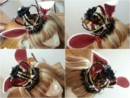 Custom Crown with Rabbit Ears by NoFlutter