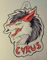 Badge commission for Rinn by SweetJalapeno