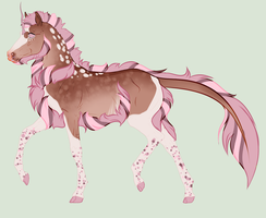 N2865 Padro Foal Design for KaitlyNicole by zhalia-moon