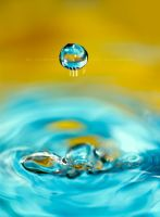 Falling drop 3 by dini25