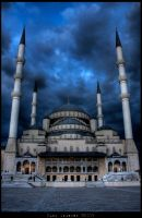Kocatepe Camii II by PortraitOfaLife