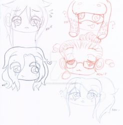 Chibi Requests by SharkSenpai