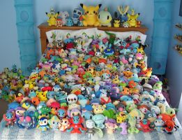 My Pokedoll Collection 11