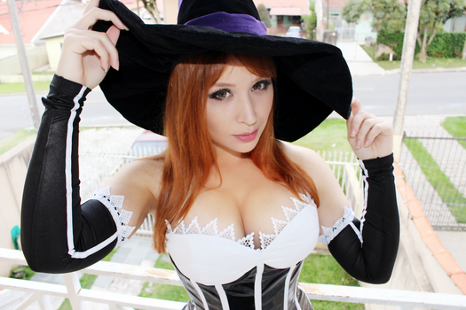 Sorceres Dragon's Crown Cosplay by CitrusHeartCosplay