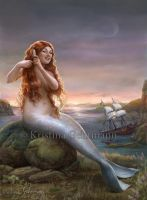 The Song of Lorelei by KristinaGehrmann