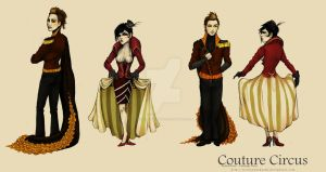FashionFever - Couture Circus by LieutenantDeath