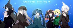 [Wadanohara]Another Story by Mary-ko