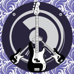 Bass Peace Sign by thmost