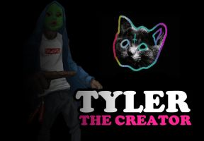 Tyler The Creator by vOd3vIlz