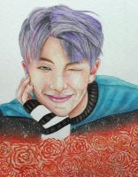 Namjoon fanart~ by artisticsoul99