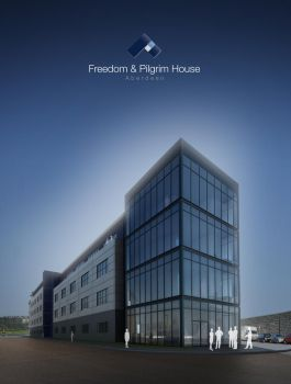 Pilgrim House, Aberdeen by oeta