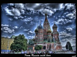 St. Basil's Cathedral by ISIK5