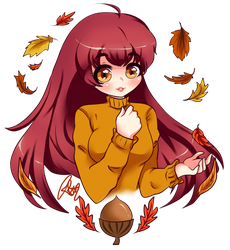 Autumnal by TokiBuni