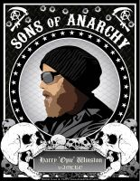 Sons of Anarchy - Opie Winston by chadtrutt