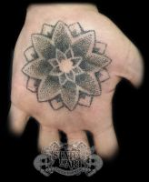 Mandala by state-of-art-tattoo