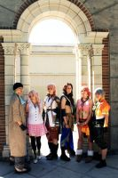 Final Fantasy XIII by lunaecIipse