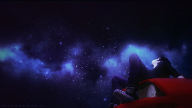 MMD - Night Sky by TheStupidAnimator