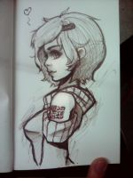 Richie doodle by elquijote