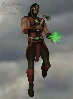 Battle Edition Restored Ermac [xps download] by judgmentfist