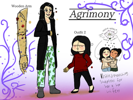 Agrimony by DistortingLullaby