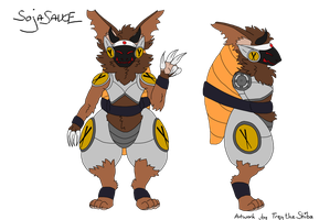 SOJASAUCE the uncommon Protogen Ref Sheet by TreyTheShiba