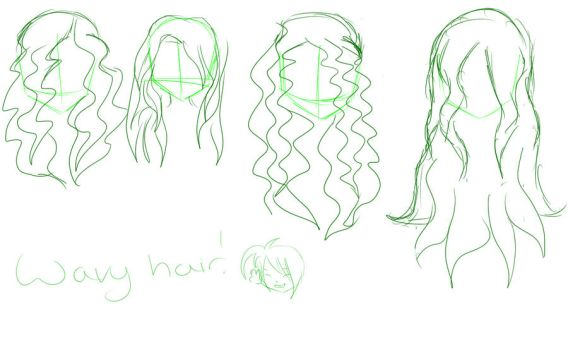 Wavy Hair by Audill