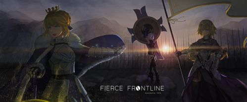 FIERCE FRONTLINE by DM-iTH