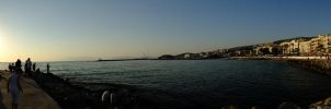 Kusadasi panoramic by M-Hutcheson